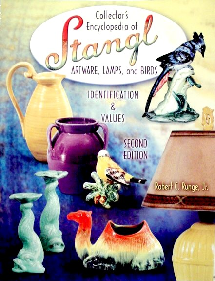 book on Stangl Pottery ~ & Stangl Pottery Flemington New Jersey